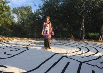 Linda labyrinth
