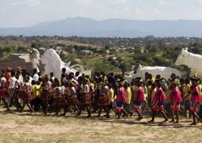 OAR Procession for our Lion Heritage