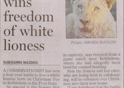 Sunday Times 2004 Mara story