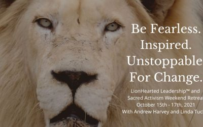 Be Fearless. Inspired. Unstoppable. For Change