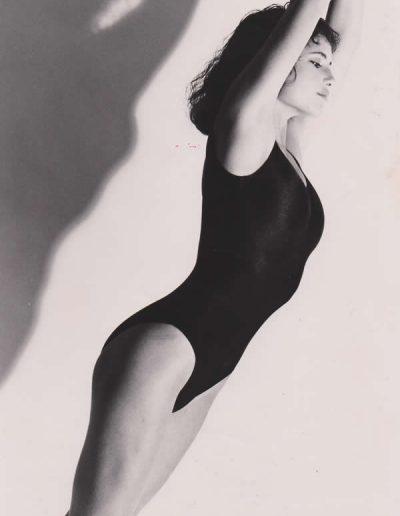 Linda Tucker - Gallery 2 black costume