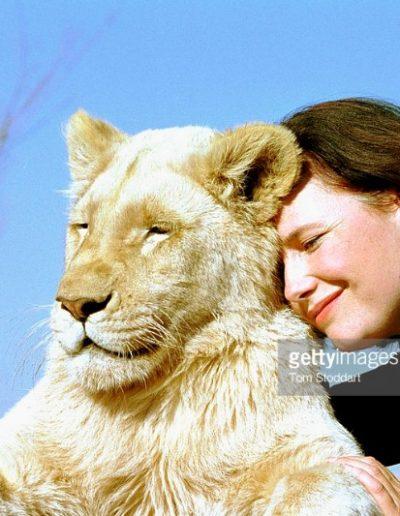 Linda Tucker - Getty images Tom Staddart 1