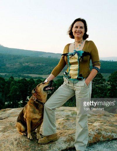 Linda Tucker - Getty images Tom Stoddart 10